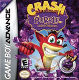 Crash Bandicoot Purple: Ripto's Rampage (Game Boy Advance)